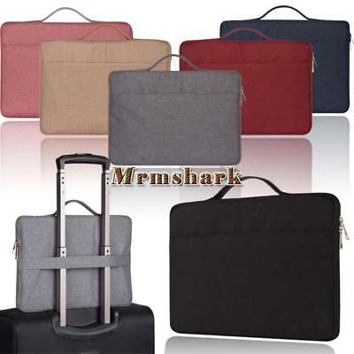 """Universal Sleeve Case Carrying Hand Bag For 11"""" 12"""" 13"""" 14"""" 15"""" Laptop Notebook"""