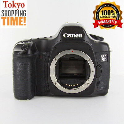 [EXCELLENT+++] Canon EOS 5D Body from Japan