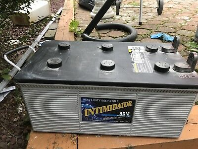 deep cycle battery 12v 245 Ah.  Extended Life.. Local Pick Up Only!!