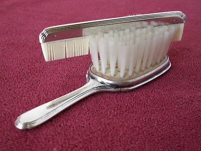 "Vintage  Sterling Silver 1950's  R. Blackinton ? Infant Brush and Comb ""Kathryn"""
