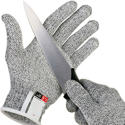 Cut Proof Anti-cut Gloves Mesh Butcher Stab Resistant Stainless Steel Wire Metal