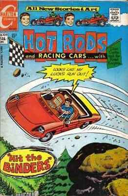Hot Rods and Racing Cars #109 in Very Good + condition. Charlton comics
