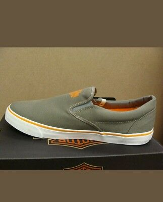 c222f7c8c6996f HARLEY DAVIDSON MENS Casual Slip On Pumps Marchmont -  26.19