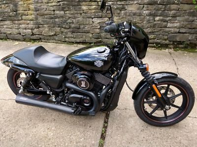 2015 Harley-Davidson XG 750 Street  2015 Harley Davidson XG 750 Street *lowered with custom mods*