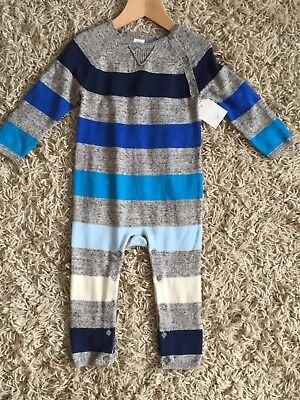Baby Gap Warm Knitted Romper Playsuit. 18-24 Months. NWT Cost £19.95