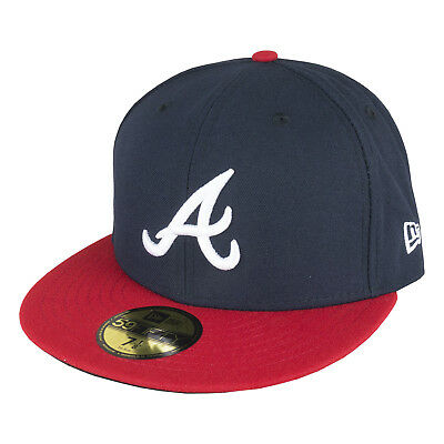 f6db00e0dcb New Era 59FIFTY Tsf Atlanta Braves Cappello