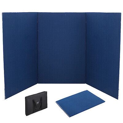 72 x 36 3 Panel Trade Show Display Booth Portable Backdrop Stand