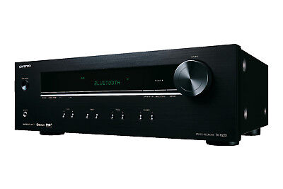 Onkyo TX-8220 Stereo Receiver DAB Bluetooth FM Tuner MM Phono Streamer Stream