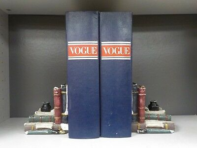 Vogue (1976 - 1977) - 17 Magazines in 2 Binders Collection! (ID:2424)