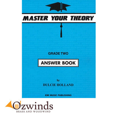 Master Your Theory Grade 2 Answer Book