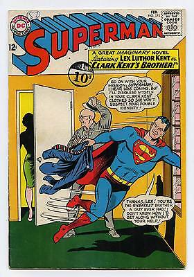 Superman #175 - DC - SILVER AGE - 1965 - FN-