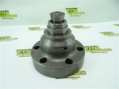 """5C Spindle Nose For Lathe + Royal 3/8"""" 5C Collet"""