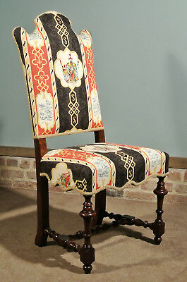 William and Mary Walnut Side Chair c. 1700