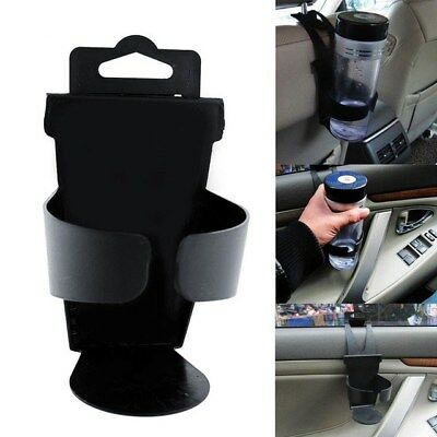 Universal Car Drinking Holder Auto Car Truck Water Bottle Cup Holder Stand black