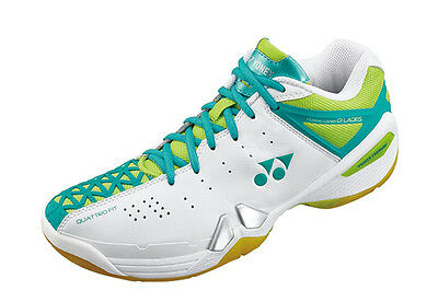 NEW Yonex SHB01-LX Power Cushion Badminton Shoes sneakers GREEN size 7 USA