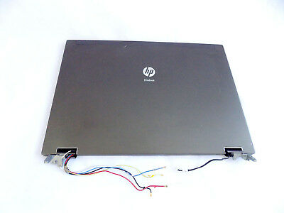 """HP EliteBook 17/"""" 8740w Genuine Laptop LCD Matte Screen Complete Assembly AB+"""