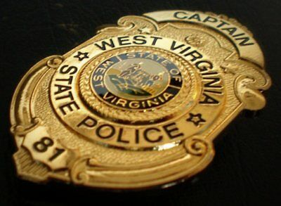 GÖDE Orden US Police Sammlung ... West Virginia State Police no.81