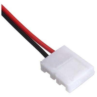NEW 2-Pins Power Connector Adaptor For Led Strip Wire 3528/5050 With PCB Ribb EL
