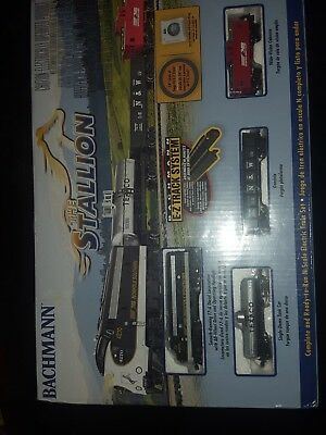 Bachmann Train The Stallion E Z System Complete N Scale Electric Train Complete