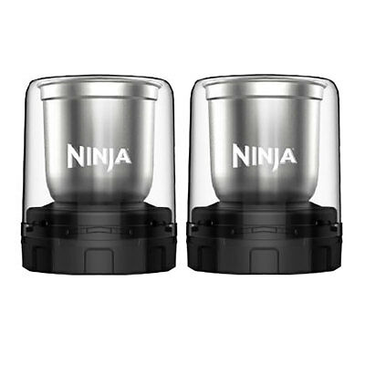 Ninja 12 Tbsp Spice & Coffee Grinder Attachment for Auto-iQ Blenders (2 Pack)
