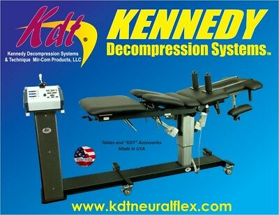 Spinal Decompression Table - Brand New!! - Kdt655 Neuralflex Table
