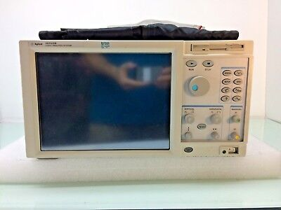 HP Agilent 16702B Logic Analysis System Analyzer w/ 16752A Module & More