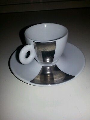 Illy  collection caffè Michelangelo Pistoletto Rosenthal 2002