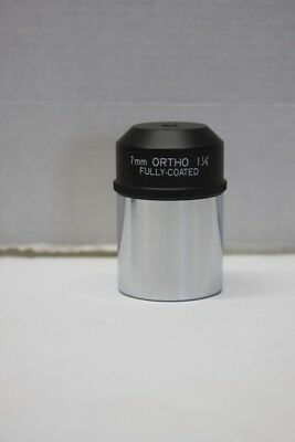 """Celestron Vintage 1.25"""" 7mm Volcano Top Ortho Telescope Eyepiece - Made in Japan"""
