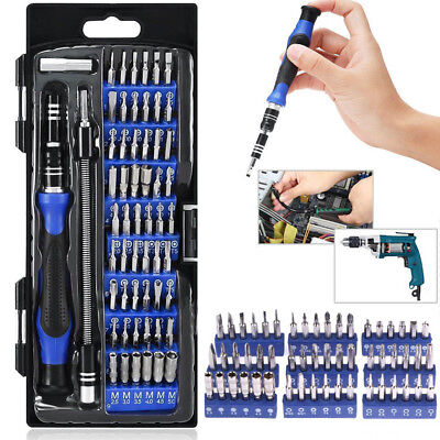 58X Computer Repair Kit Set Tool Laptop PC Precision Screwdriver Torx Smartphone