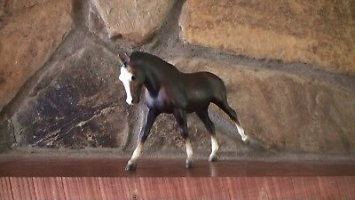 Breyer   1979    Cantering Welsh     Seal Brown    Hard To Find