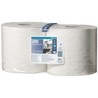 2ply White Prem Combi Wiper Roll 2x255m 130041 Tork Genuine Top Quality Product