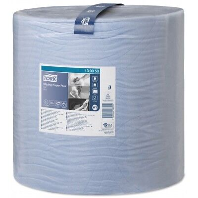 2ply Blue Premium Bumper Roll 1x510m 130050 Tork Genuine Top Quality Product New