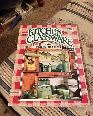 Kitchen Glassware of the Depression Years : Identification and Values 6th ed.