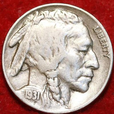 1931-S San Francisco Mint  Buffalo Nickel