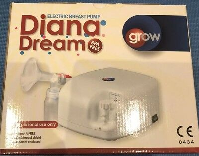 Diana Dream Electric Breast Pump - Excellent Condition