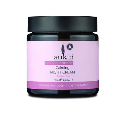 Sukin Sensitive Calming Night Cream 120ml