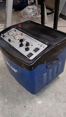 Value VRE12P Refrigerant Recovery / Recycling Station