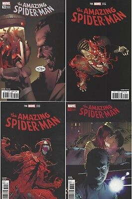 AMAZING SPIDER-MAN #794 795 796 797 (2nd PRINT) VARIANTS NEAR MINT