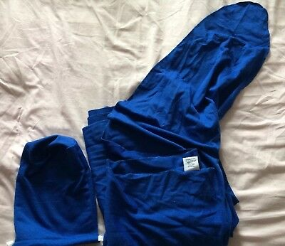 Moby Baby Wrap, Blue With Carry Case