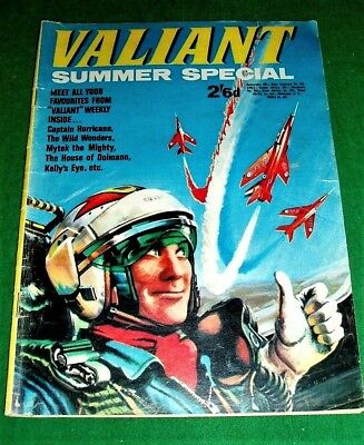 VALIANT Summer Special 1967 Comic scarce issue
