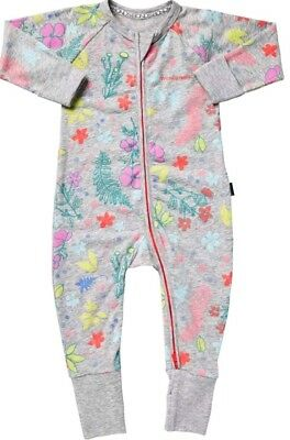 Bonds Botanical Wondersuit Size 0 (6-12Mths) Brand New!