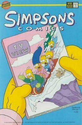 Simpsons Comics #  15 Near Mint (NM) Bongo Comics MODERN AGE