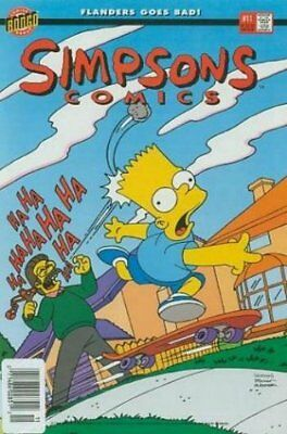 Simpsons Comics #  11 Near Mint (NM) Bongo Comics MODERN AGE