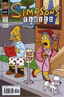 Simpsons Comics #  79 Near Mint (NM) Bongo Comics MODERN AGE