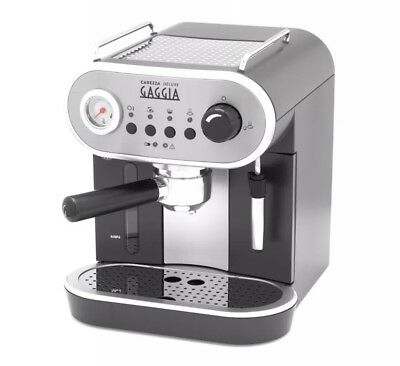 Gaggia Carezza Deluxe Coffee Machine Spare Parts (Please email Part Number)