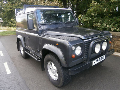 Land Rover Defender 90 300 Tdi County  1998  One of the very last Tdis