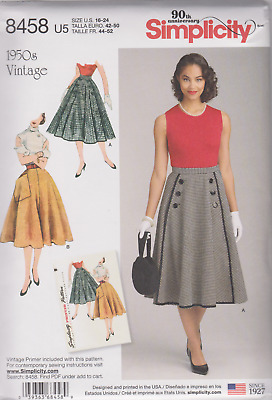 From UK Sewing Pattern Pants Top  8-18 #6246