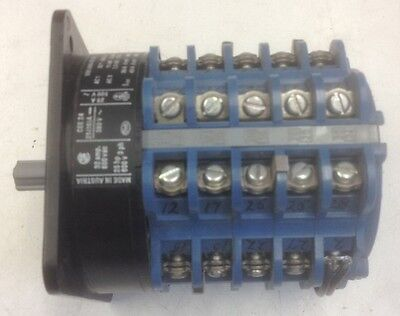 Kraus & Naimer A30 Rotary 4 Position Cam switch