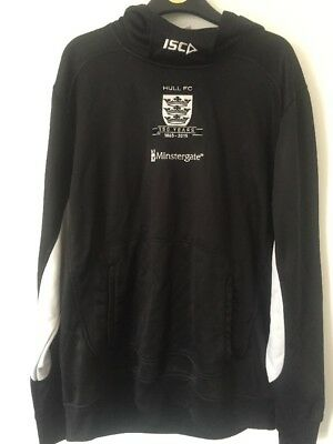 Hull Fc Rugby League Tracksuit Top Size 2 Xl In Excellent Condition