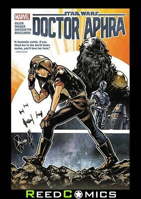 STAR WARS DOCTOR APHRA VOLUME 1 HARDCOVER (272 Pages) Collects #1-8 + more